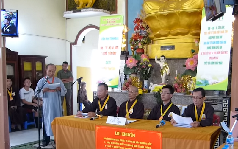Forum to present literature and poetry of Senior Zen Buddhists and Zen masters